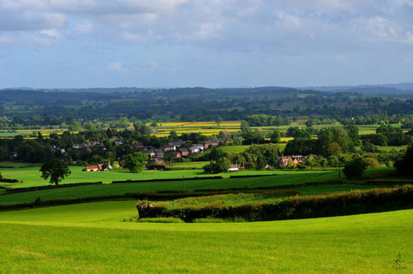 Photograph - English Countryside by Pennie McCracken