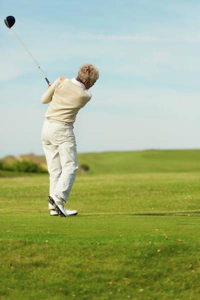 Golf Photograph - English Golfer by Rich Legg