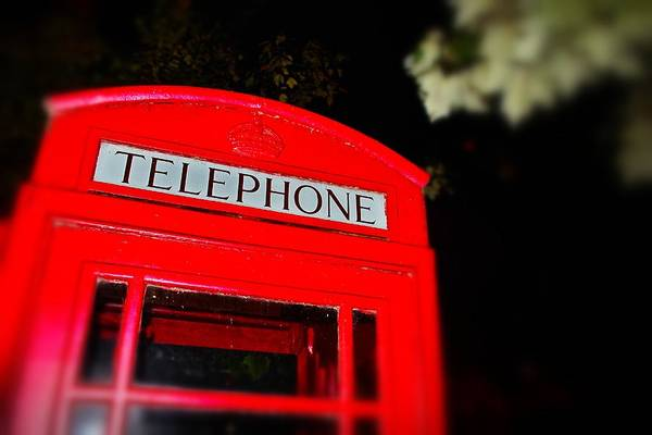 Photograph - English Phone Booth 2 by Jim Albritton