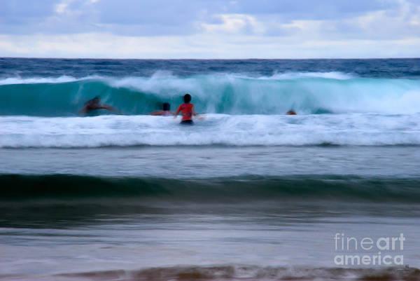 Photograph - Enjoy The Ocean 2 by Hannes Cmarits
