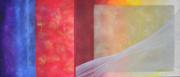 Wall Art - Painting - Enlightened  by RM Casarietti
