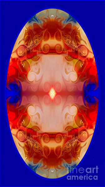 Digital Art - Enlightenment Abstract Mandala Artwork By Omaste Witkowski by Omaste Witkowski