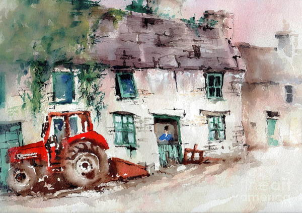 Painting - Or This by Val Byrne