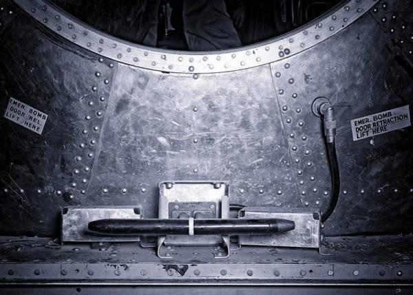 B29 Photograph - Enola Gay Bomb Bay by Brady Barrineau
