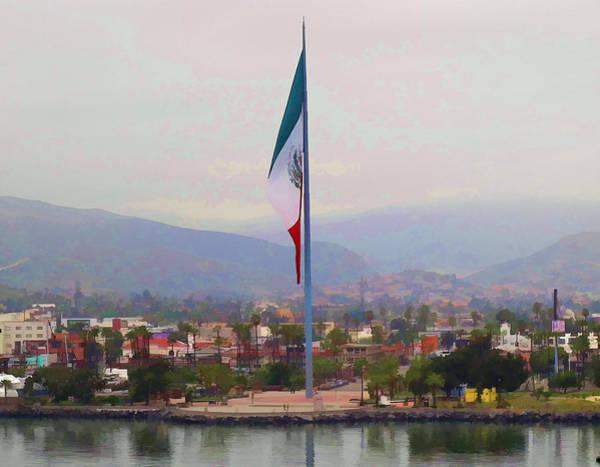 Ensenada Photograph - Ensenada Mexico by John Derby