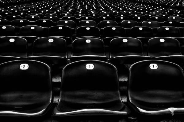 Seat Photograph - Enthusiasm by Mike Kreiten