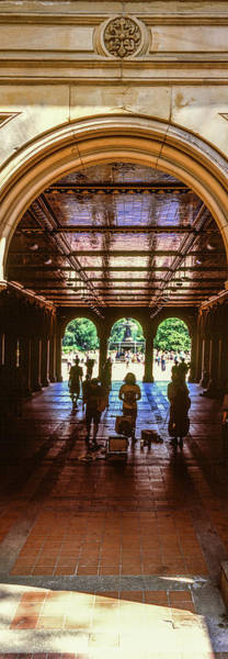 Wall Art - Photograph - Entrance Of Central Park, Central Park by Panoramic Images