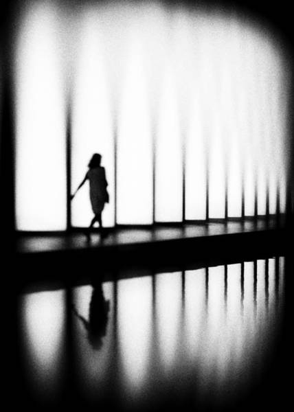 Wall Art - Photograph - Entre De Deux Blanches by Eric Drigny