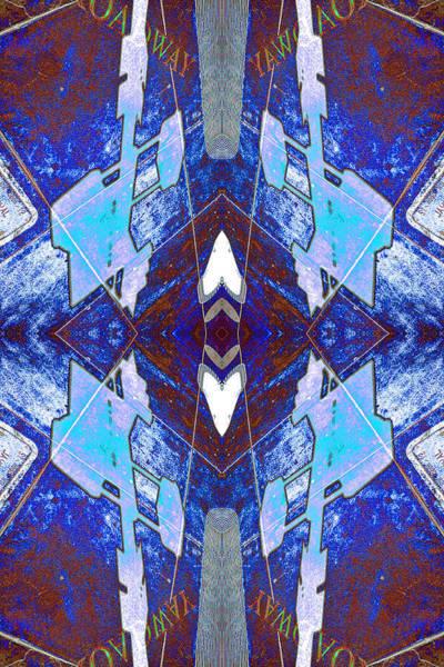 Entropic Four Way Pairs 2013 Art Print