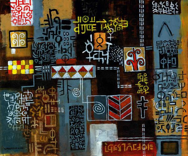 Wall Art - Painting - Entry by Douglas Simonson