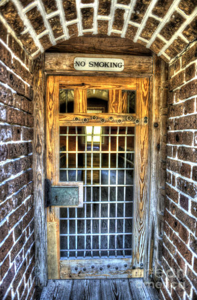 Photograph - Entry Into Gun Powder Room by Dale Powell