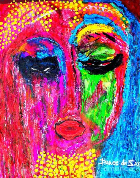 Sax Painting - Envy by Darlyne Sax