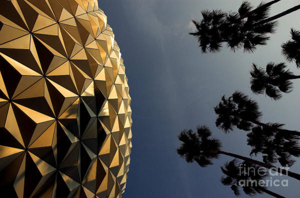 Epcot Center Wall Art - Photograph - Epcot Centre by Colin Woods