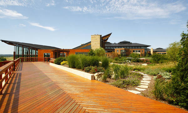 Photograph - Epic Systems Campus Madison by Michael Hope