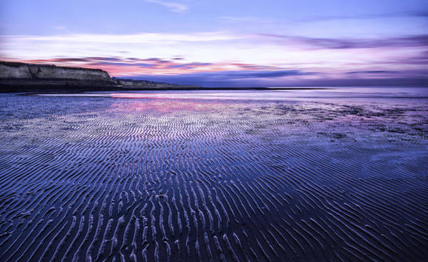 Margate Photograph - Epple Bay After Sunset by Ian Hufton