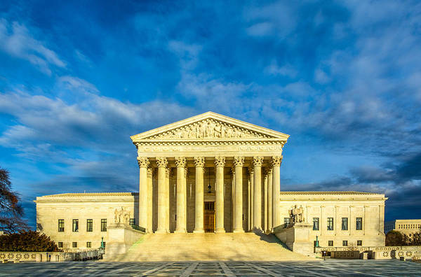 Equal Justice Under Law Art Print