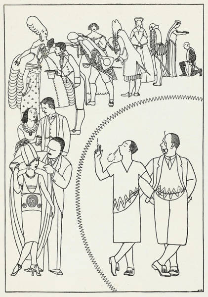 Wall Art - Drawing - 'equality At Last!'   A Satirical by Mary Evans Picture Library
