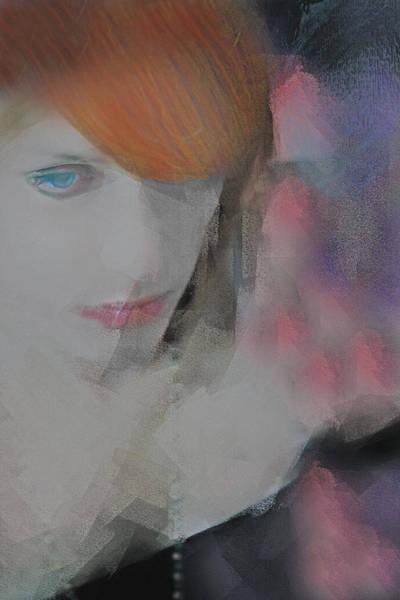 Equanimity Portrait Art Print