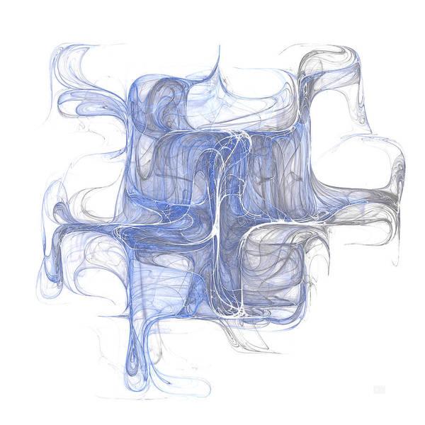 Digital Art - Equilibrium by Menega Sabidussi