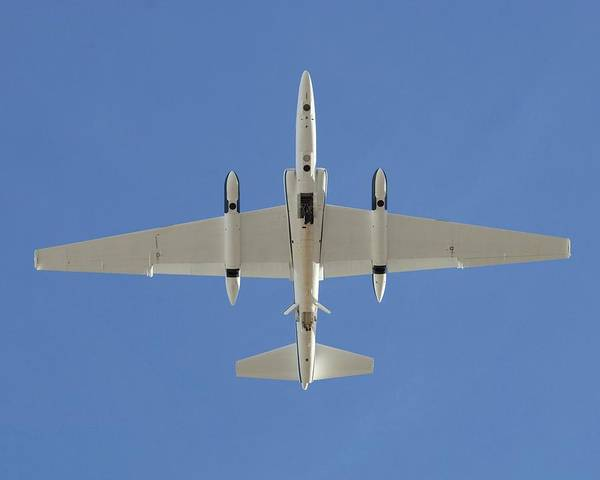 U2 Photograph - Er-2 High-altitude Research Aircraft by Science Photo Library