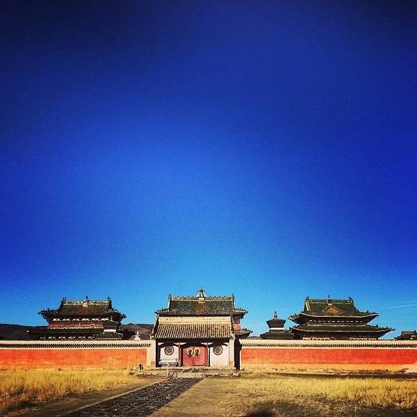 Japan Photograph - #erdenezuu #temples In #kharhorin by Ryoji Japan