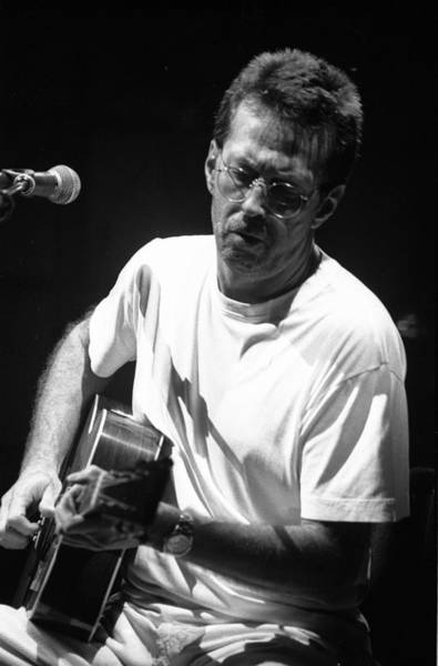 Legend Photograph - Eric Clapton 003 by Timothy Bischoff