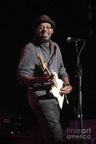 Waterbury Photograph - Guitarist Eric Gales by Concert Photos