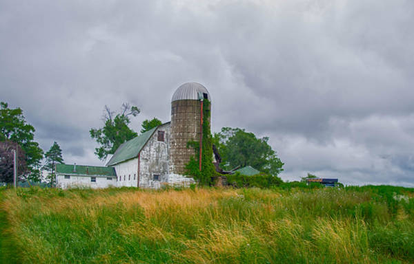 Photograph - Erie County Barns 03455 by Guy Whiteley