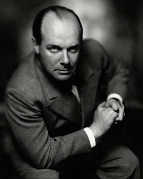 Photograph - Ernst Udet Wearing A Suit by Ben Pinchot