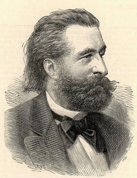 1888 Photograph - Ernst Von Bergmann by Universal History Archive/uig