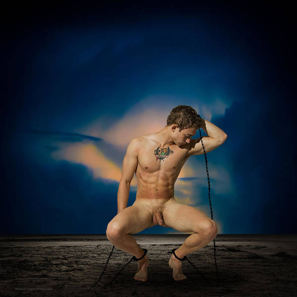 Photograph - Eros Banishment by Michael Taggart