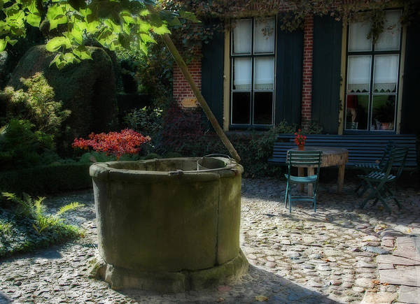 Photograph - Erve Brooks Well In Holland by Ginger Wakem