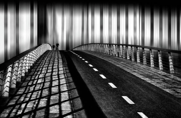 Wall Art - Photograph - Escape From The City by Samanta Krivec