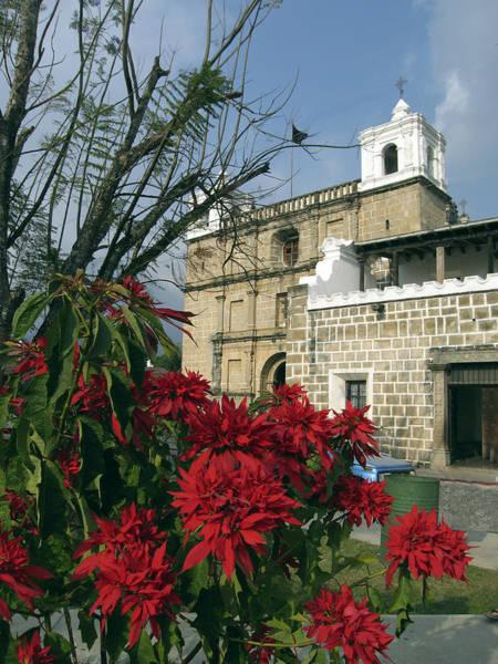 Photograph - Escuela De Cristo Church Antigua by Kurt Van Wagner