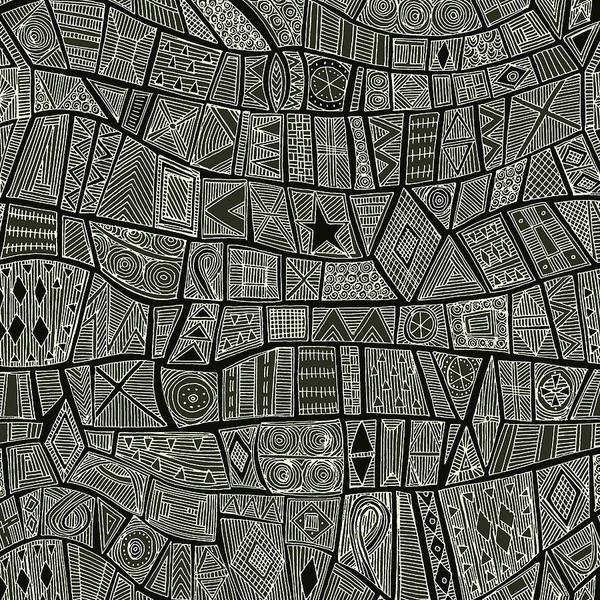 Wall Art - Painting - Eshe Charcoal Mono by MGL Meiklejohn Graphics Licensing