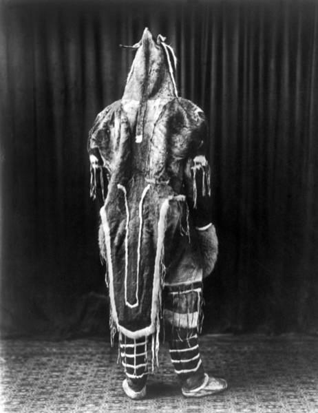 Photograph - Eskimo Costume, C1919 by Granger