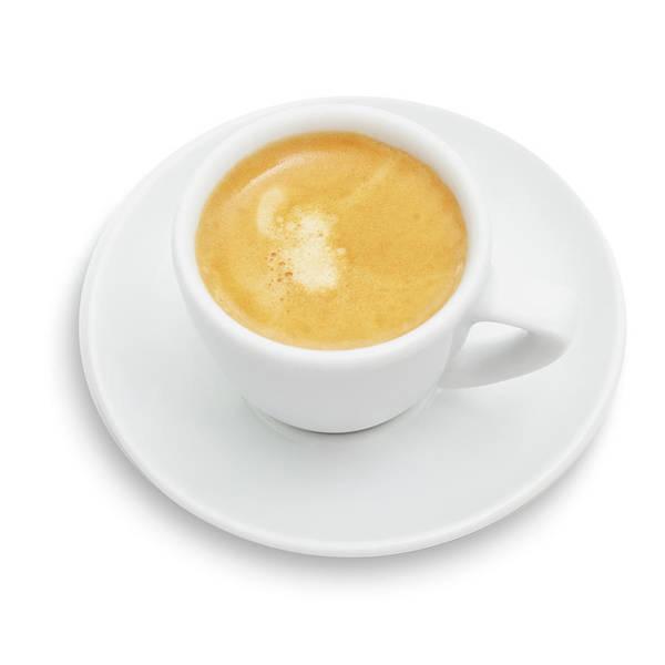 Break Up Photograph - Espresso Coffee Cup by Duxx