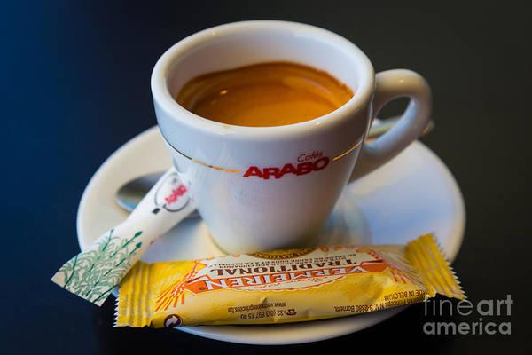 Photograph - Espresso by Inge Johnsson
