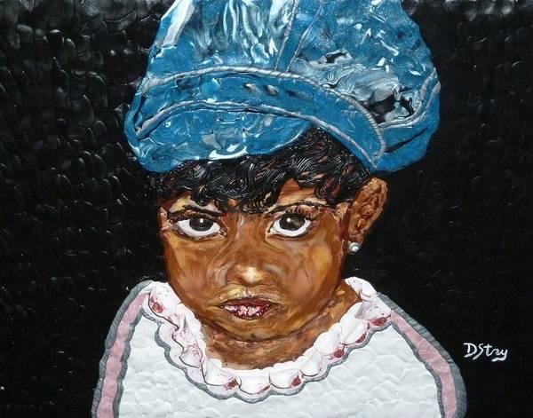 Mixed Media - Rare Essence by Deborah Stanley