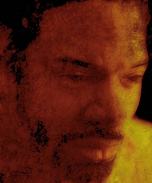 Essence Digital Art - Essence Of A Man 2 by Devalyn Marshall