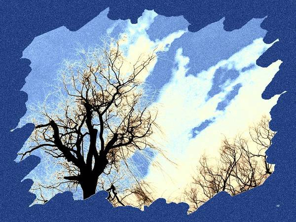 Essence Digital Art - Essence Of Winter by Will Borden