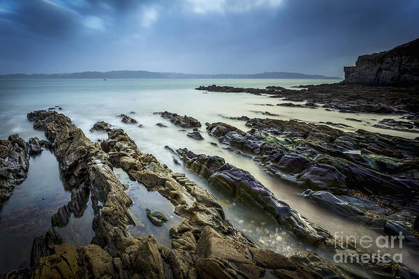 Photograph - Estacas Cove In Ares Estuary Galicia Spain by Pablo Avanzini