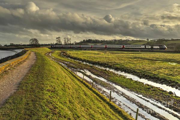 Arriva Photograph - Estuary Hst  by Rob Hawkins