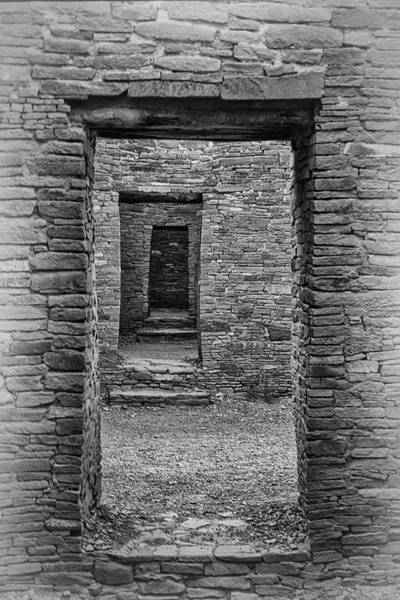 Ancient America Photograph - Eternal Doorways by Medicine Tree Studios