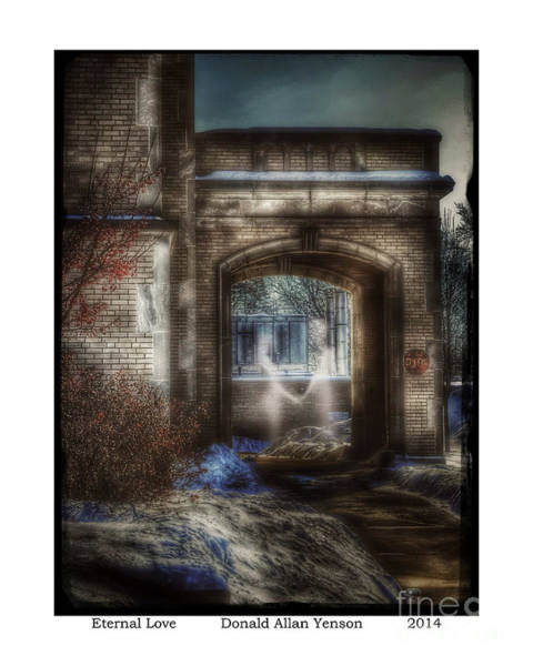 Mount Clemens Photograph - Eternal Love by Donald Yenson