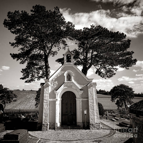 Edifice Photograph - Eternal Rest by Olivier Le Queinec