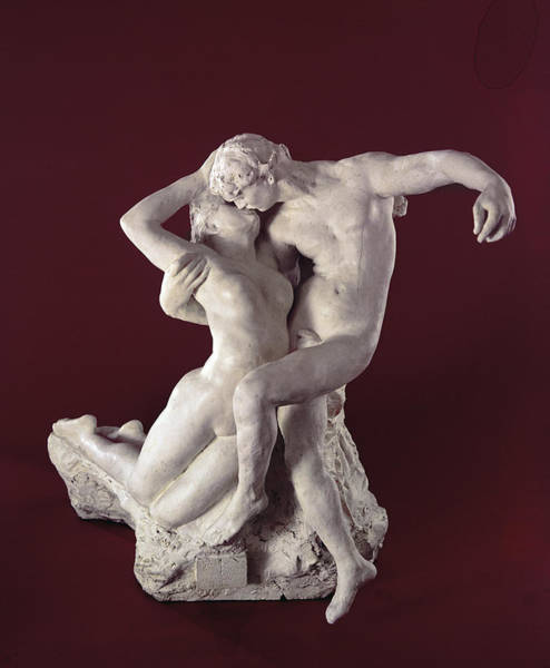 Passionate Photograph - Eternal Springtime by Auguste Rodin