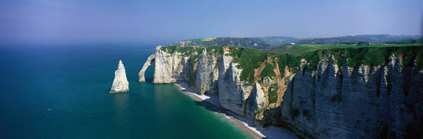 Wall Art - Photograph - Etretat, Normandy, France by Panoramic Images