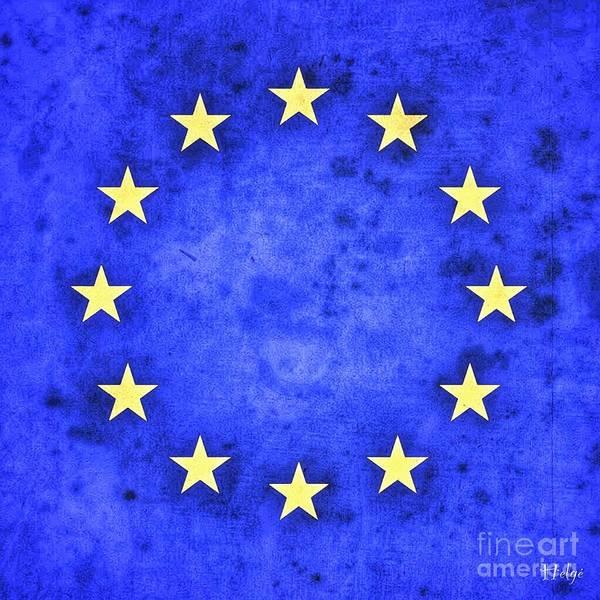 Digital Art - Europa by Helge
