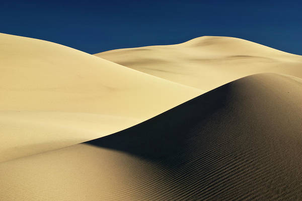 Great Sand Dunes National Park Photograph - Eureka Sand Dunes by Witold Skrypczak